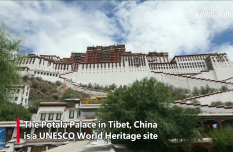 How staff of Potala Palace in Tibet protect the World Heritage site