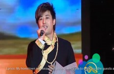 Lithang Wine Song