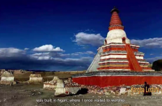 King Gesar and the Pagodas of the 30 Generals