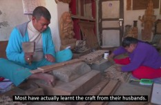 Nepal: Carving change