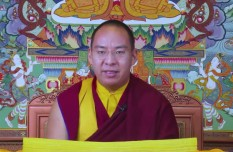 Panchen Lama extends New Year greetings