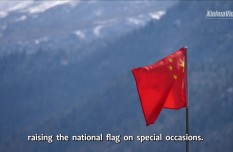 Raising national flag, a tradition on Serfs' Emancipation Day in Tibet