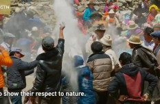 Into Tibet 2020: The Plowing Festival
