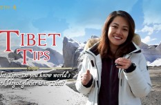 Tibet Tips: Do you know world's third largest glacier is in Tibet?
