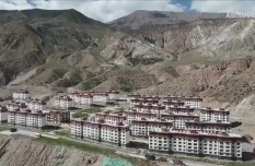 Brick factory helps reduce poverty for relocated citizens in Tibet, China