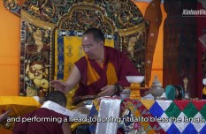 Panchen Lama concludes 13-day tour of Tibet's Nyingchi