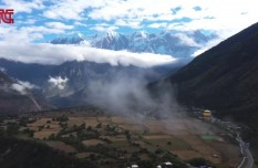 Walk Into Tibet: Gliding over the Yarlung Zangbo Grand Canyon