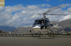 Showing Lhasa from the sky: Meet the 23-yr-old Tibetan female pilot