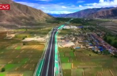 World's highest-altitude highway opens to traffic in Tibet