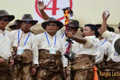 The Folk Culture of Archery in Amdo