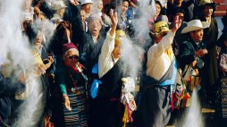Residents celebrate Tibetan New Year amid coronavirus outbreak