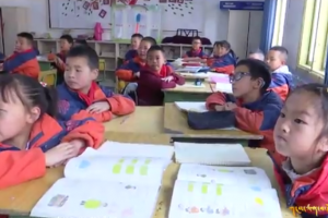 Songpan County Develops Students' Innovation Ability