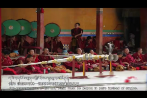 Traditional Tibetan Musical Instrument Culture