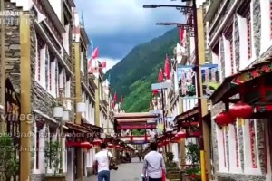 Tibetan village charts new path after relocation