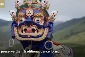 Into Tibet 2020: The Vajra dance