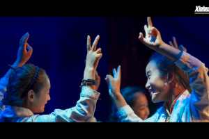 On the Qinghai-Tibet Plateau, dancing girls realize their dream of going to university