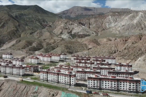 Yak Video | Baxoi County takes on new look in Qamdo, China's Tibet