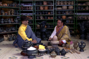 The Pottery Life of Pema