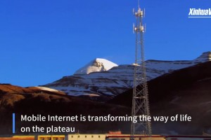 Prosperity On the Plateau: Broadband, 4G reaches 99 pct of Tibet's villages