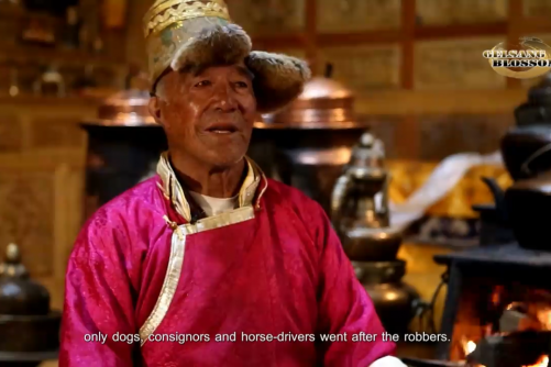 A Friend of Cultural Relics - Larong Dondrup