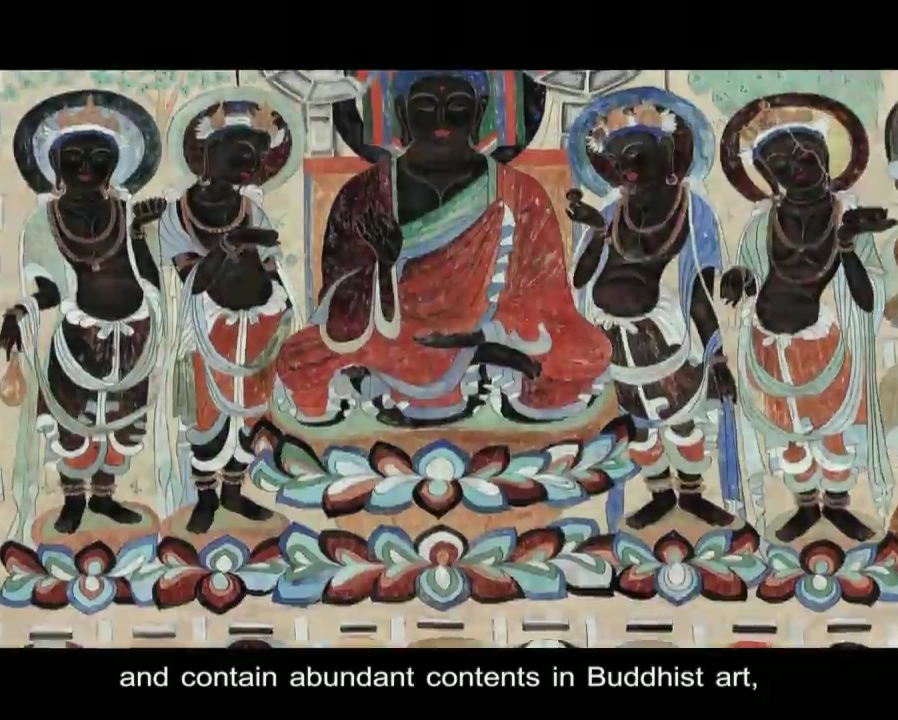 Stories about Dunhuang—Dunhuang Documents I