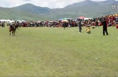 Horse Racing Festival of Litang County