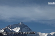 A rubbish job: collecting garbage on the roof of the world