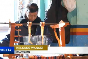Revival of traditional craft brings opportunities to Tibetan locals
