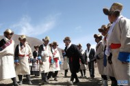 Wonderful and funny traditional Tibetan sports