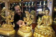 Across China: Century-old Nepali store in Tibet sign of China-Nepal friendship
