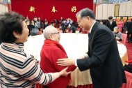 CPPCC holds Spring Festival reception for widows of late luminaries