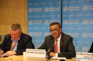 WHO characterizes COVID-19 outbreak as pandemic, urging action