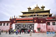 Tibet's Lhokha reopens outdoor tourist sites