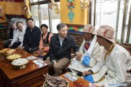 Top political advisor stresses consolidation of Tibet's enduring peace, stability