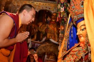Panchen Lama concludes 15-day tour of hometown in Tibet