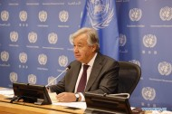 Use recovery from COVID-19 to tackle climate change -- UN chief