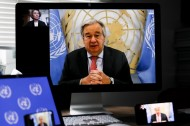 UN chief extremely concerned over Nagorno-Karabakh conflict