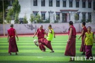Tibetan soccer searches for a level playing field