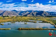 Lhalu Wetland in SW China's Tibet witnesses fruits of ecological restoration and protection efforts