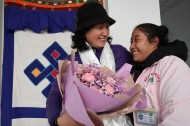 Aid-Tibet doctors make major progress in healing