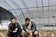 In Tibet, a graduate spurns govt job, plants mushrooms