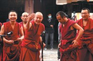 Panchen Lama: Anti-China forces not helping Tibetans