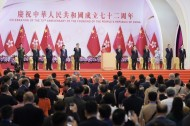 """Hong Kong truly on right track of """"one country, two systems"""