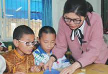 Tibetan students find an education far from home