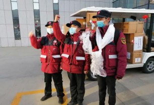 Medical staff from Tibet head for Hubei to combat outbreak