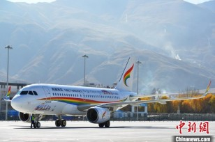 Tibet Airlines adding 20 new routes