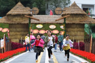 Strong tourism recovery seen during 8-day holiday