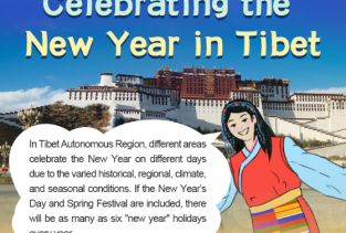 Tips for traveling in Tibet: Celebrating the New Year in Tibet