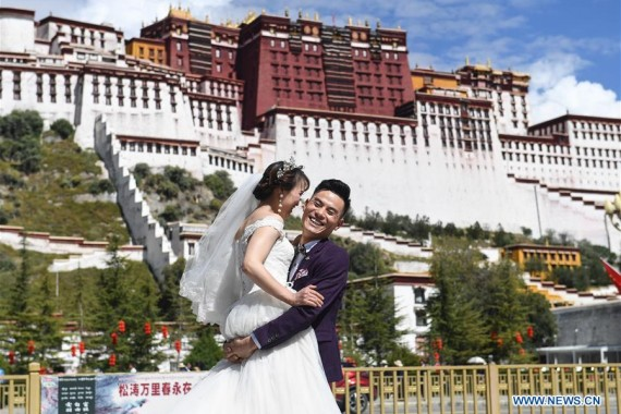 Potala Palace offers free entry until March