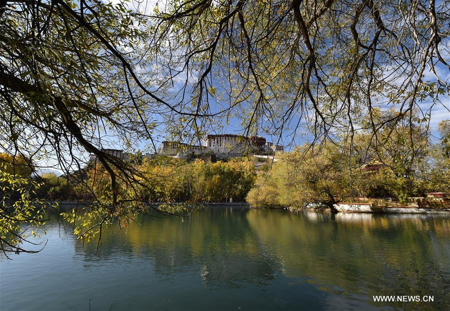In pics: Potala Palace in Lhasa
